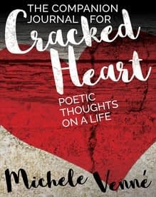Michele Venne Companion Journal for Cracked Heart